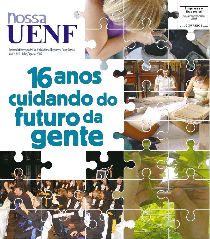 Nesta Edição      Evento científico reúne três instituições                                                               ...