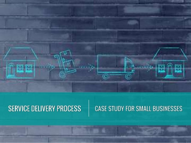 What is a Service Delivery Process? A special type of business process that describes how a company delivers its core serv...