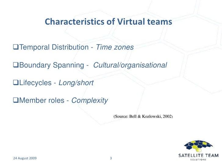 Effective Leadership in a Virtual Workforce