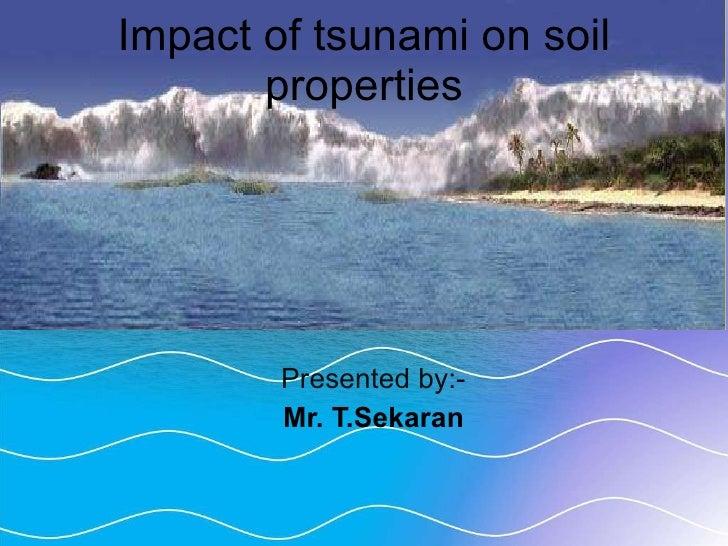 C:\fakepath\Impact of tsunami on soil properties