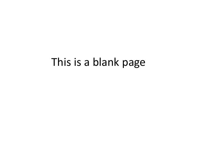 This is a blank page
