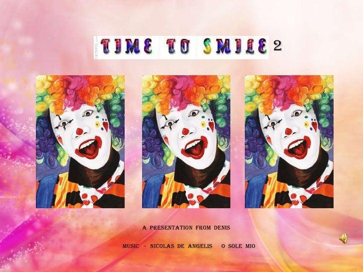 A  presentation  from  denis 2 MUSIC  -  NICOLAS  DE  ANGELIS  O  SOLE  MIO