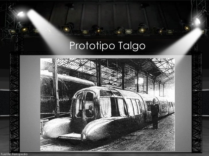 Generaciones Talgo Slide 2