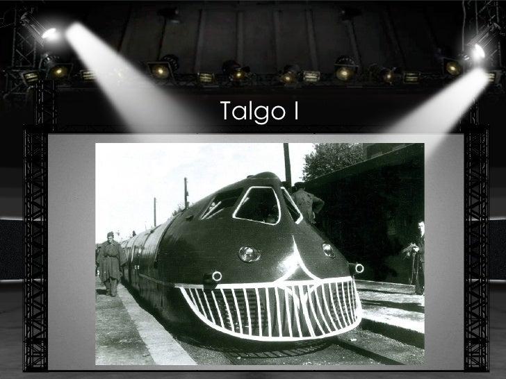 Generaciones Talgo Slide 3
