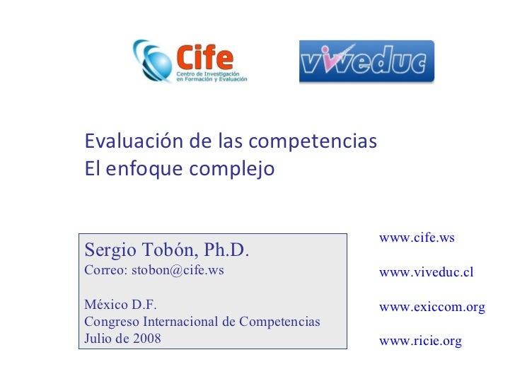 Evaluacion Por Competencias Slide 2
