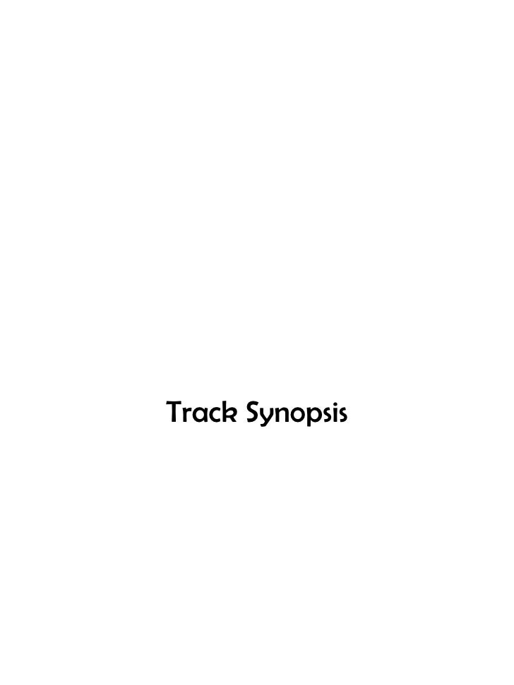 Track Synopsis