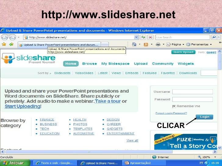 http://www.slideshare.net CLICAR