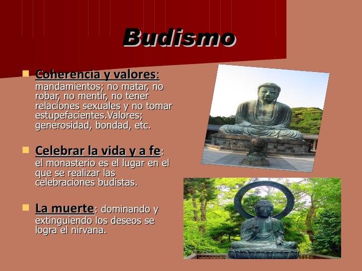 Religiones - Mandamientos del budismo ...