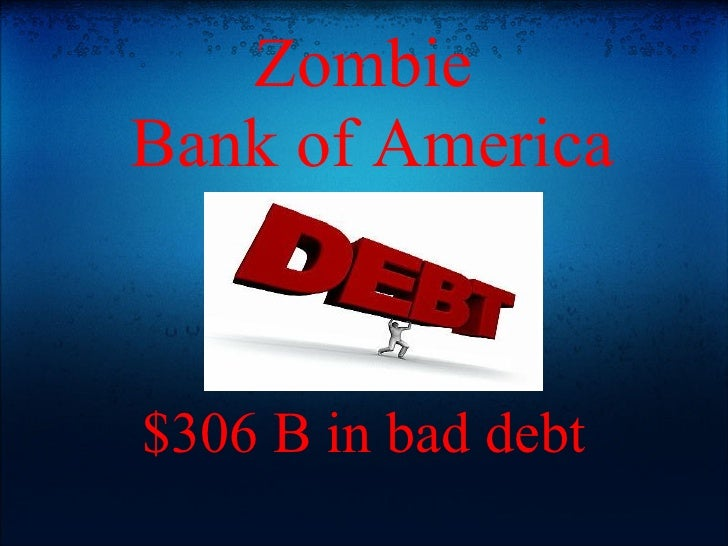 zombie banks Posts about zombie banks written by zombielaw  this blog is not legal advice attorney advertising where applicable nothing on.