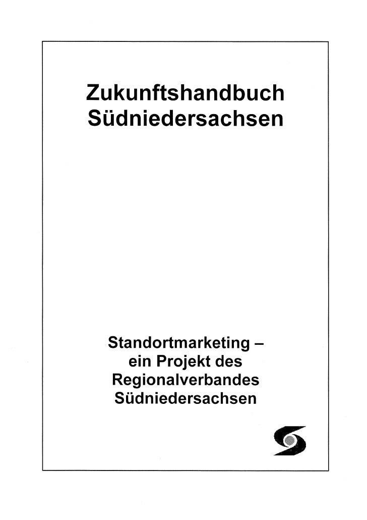 Zukunftshandbuch Suedniedersaechsen