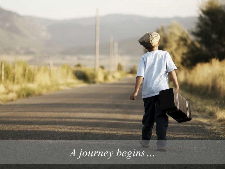A journey begins…
