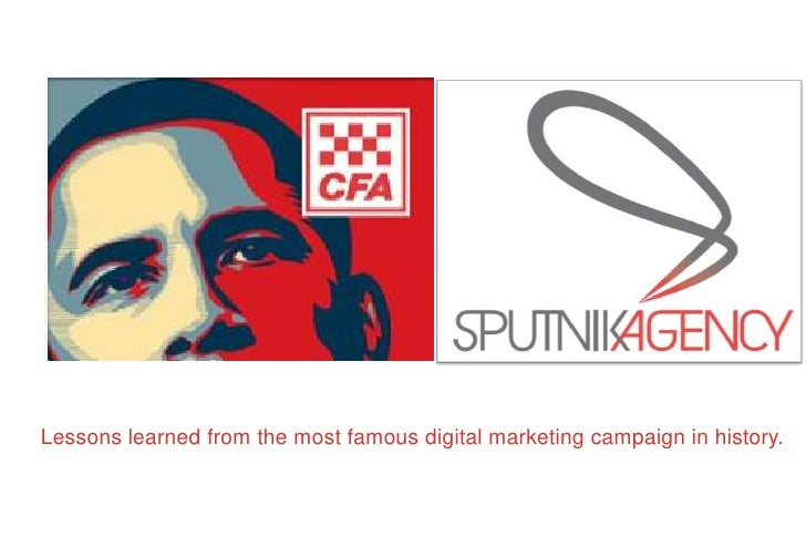 Lessons learned from the most famous digital marketing campaign in history.<br />