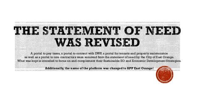 On the surface APP East Orange! looks like a simple website. It's not. APP East Orange! is a crisp portal connecting you t...