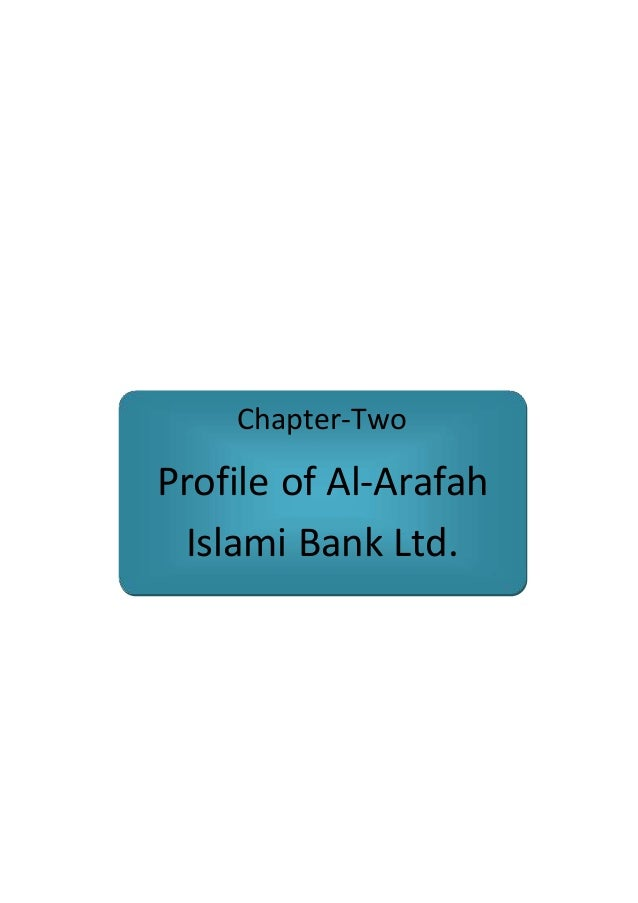 performance appraisal of al arafah islami bank The shareholders of al-arafah islami bank limited approved 15 percent   participated in the review of the overall performance of the bank and.