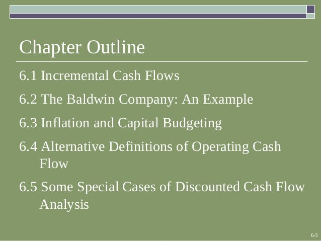 chap006 making capital investment decisions