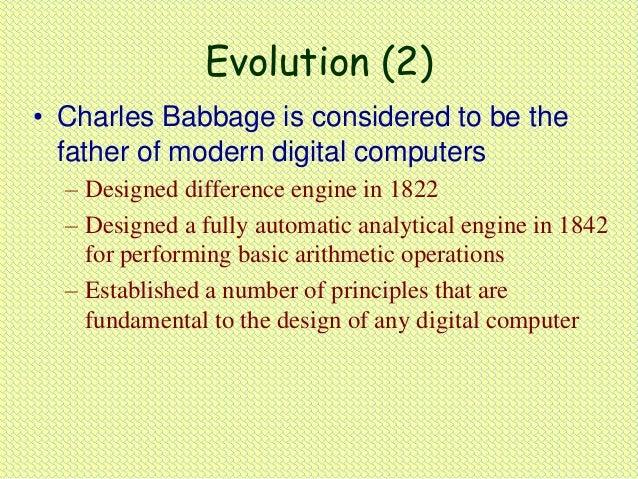 Computer Fundamentals Intro To C Programming Module I