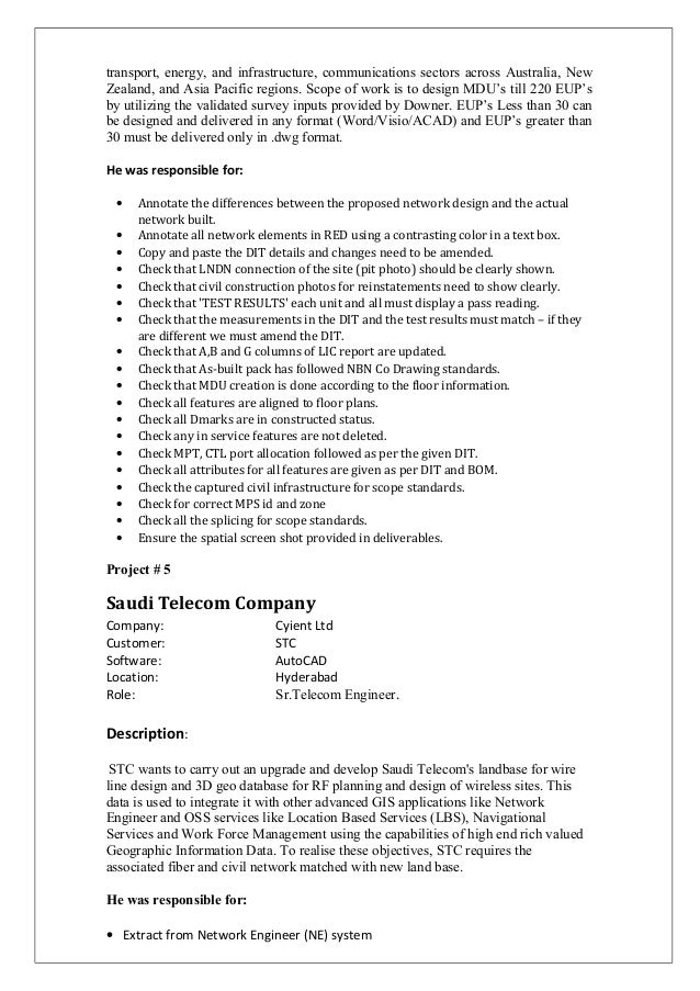 vinod  updated resume 19