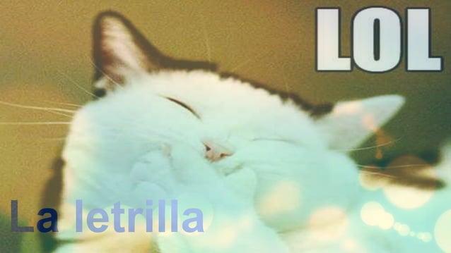La letrilla Es una composición poética breve, dividida en estrofas simétricas donde se repite un mismo pensamiento en uno ...