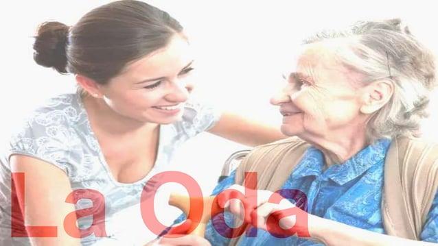 La Oda composición lírica en la que se expresan sentimientos de elogio y de admiración hacia algo o alguien.