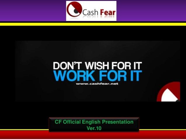 CF Official English PresentationVer.10