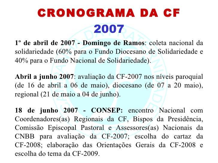 FRATERNIDADE O HINO DA BAIXAR 2007 DA CAMPANHA