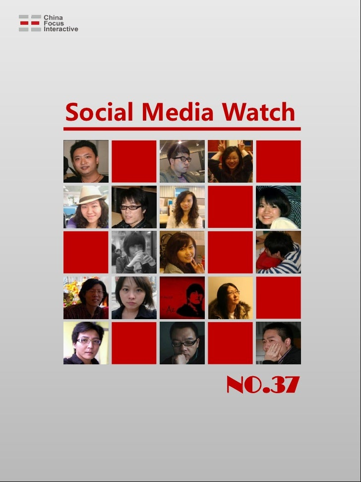 Social Media Watch            NO.37