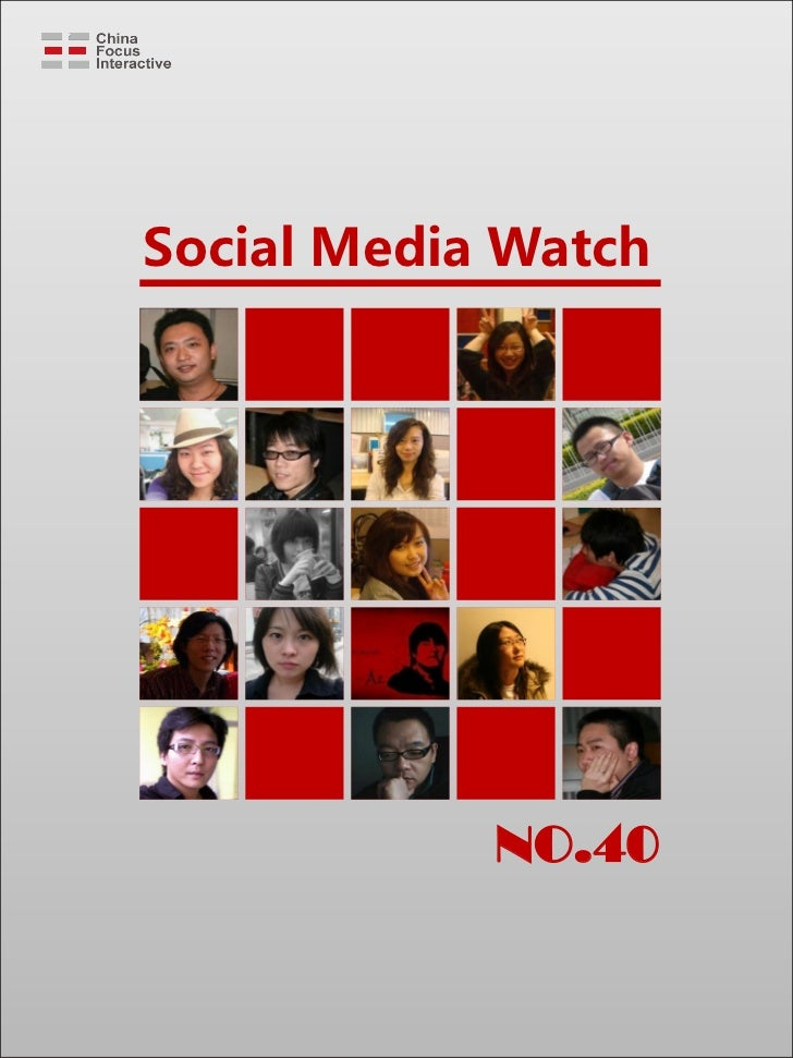 Social Media Watch            NO.40