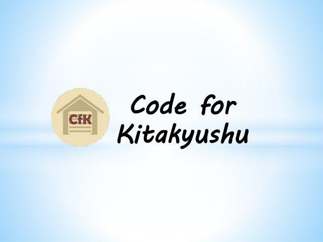 Code for Kitakyushu