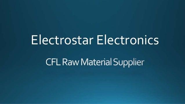 Electrostar Electronics