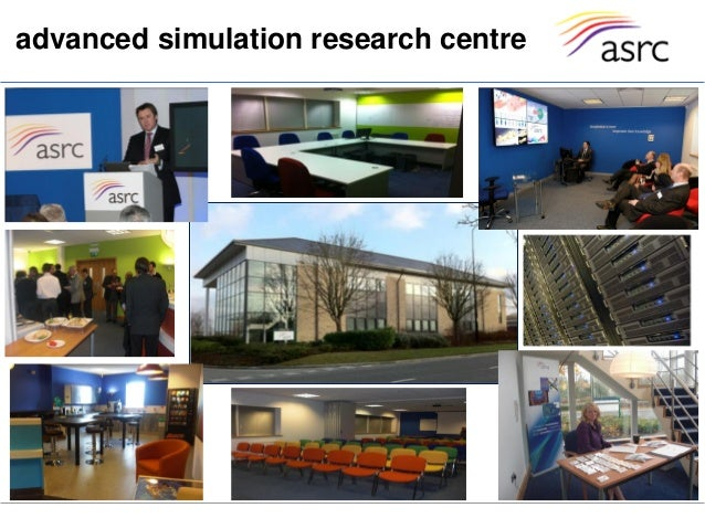 advanced simulation research centre