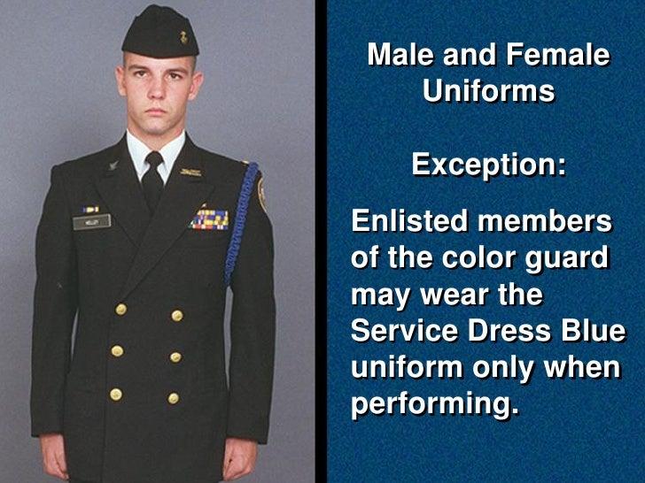 Jrotc Uniform Regulations 42