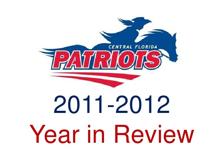 2011-2012Year in Review