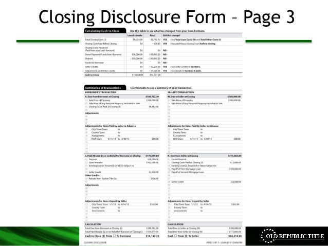 Loan Estimate Form Closingcostsloanestimateform Critical Questions