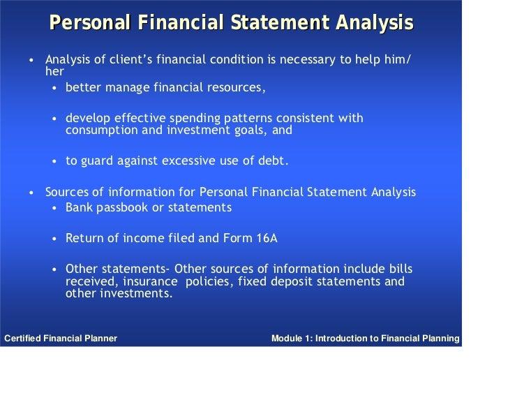 personal finance 4 essay