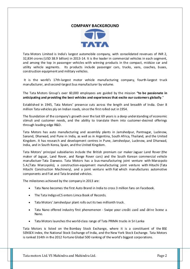 tata group five forces After the asian tsunami in december 2004 tcs and tata teleservices joined forces to develop a weather-alert system for fishermen the group is also marrying high- and low-end innovation.