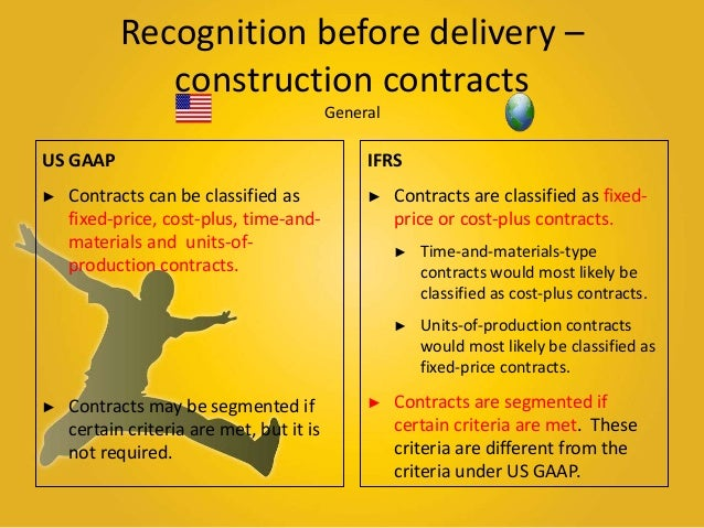 Cfr ias 11 construction contract presentation by MOHSIN MUMTAZ – Time and Materials Construction Contract