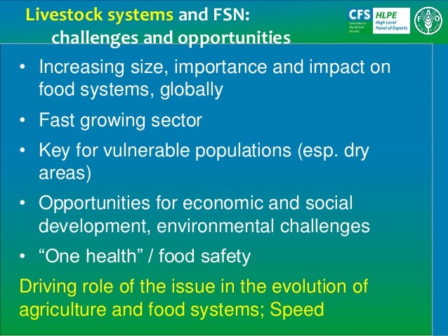 impact of nutrition transition on food and nutrition system Leveraging agri-food systems for nutrition implies (a) creating and strengthening institutional and policy environments (including accountability systems) that enable agriculture and food systems to support nutrition goals, (b) making agricultural programs and food system interventions more nutrition-sensitive and therefore more effective in .