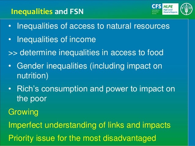 Access To Healthy Food Challenges And Opportunities