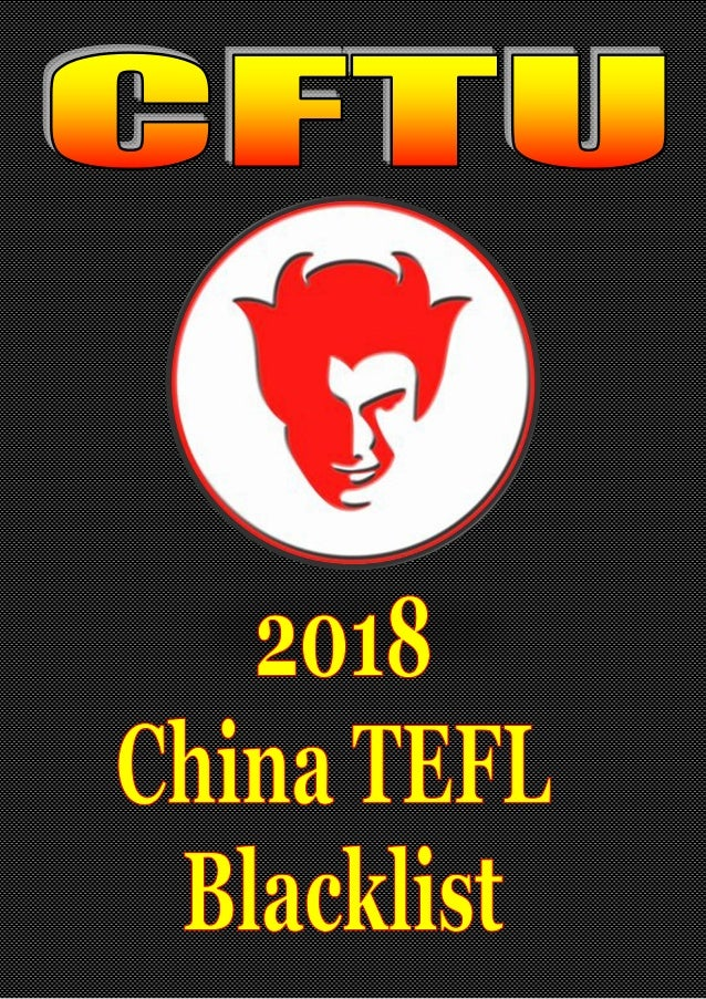 Welcome to 2018 TEFL teachers. As usual we all have to be on guard against the many skimmers, scammers, and employee explo...