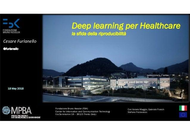 Fondazione Bruno Kessler (FBK) Center for Information and Communication Technology Via Sommarive 18 – 38123 Trento (Italy)...