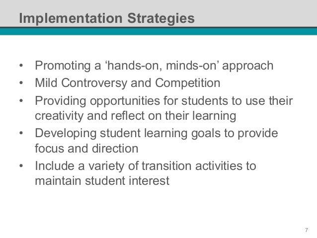 nsi 2014  maximizing engagement