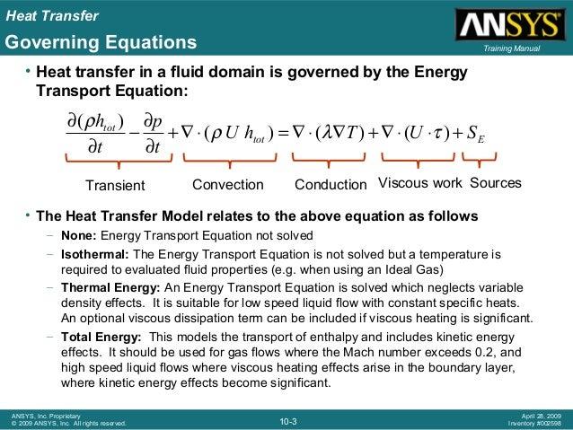 Cfx12 10 heat_transfer Slide 3