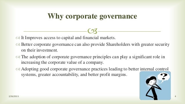 it governance 2 essay Free corporate governance papers, essays, and research papers.