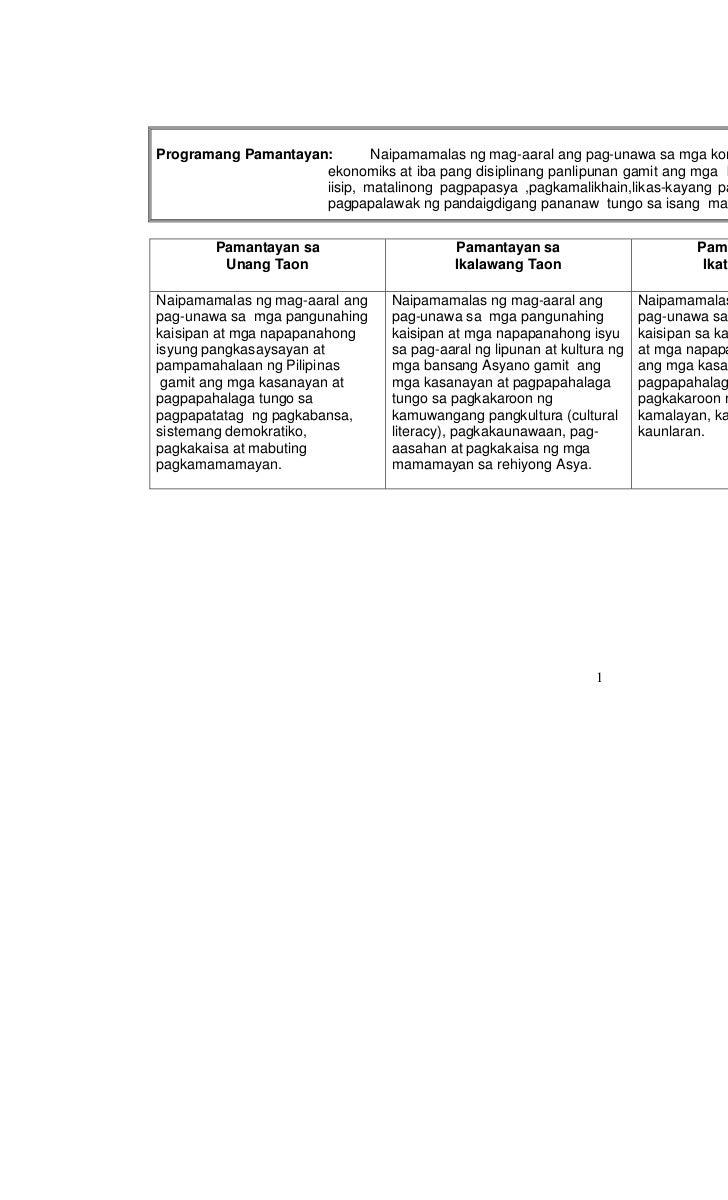 2010 SECONDARY EDUCATION CURRICULUM                                                                                       ...