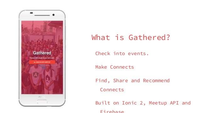 Gathered App Demo Slides Slide 2
