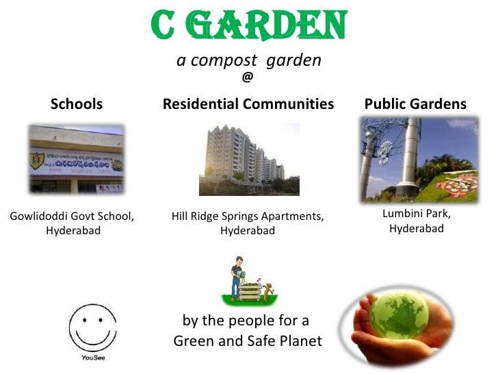 C Garden                           a compost garden                                        @       Schools            Resi...