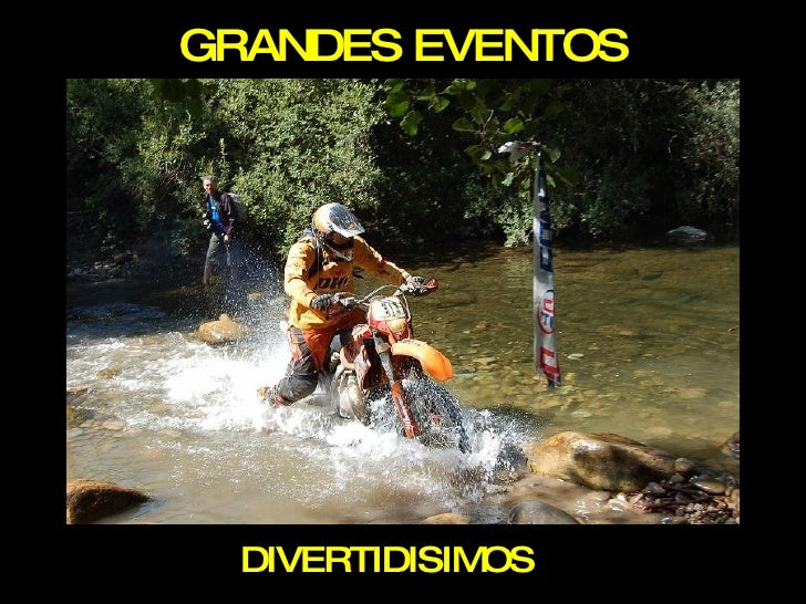 GRANDES EVENTOS DIVERTIDISIMOS