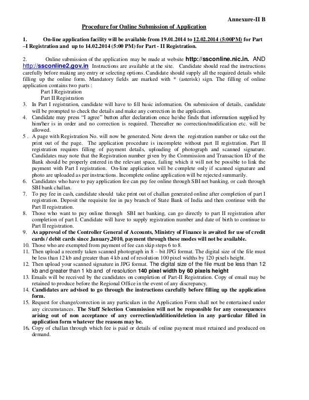 Cgle 2014 Notice(Ssc)