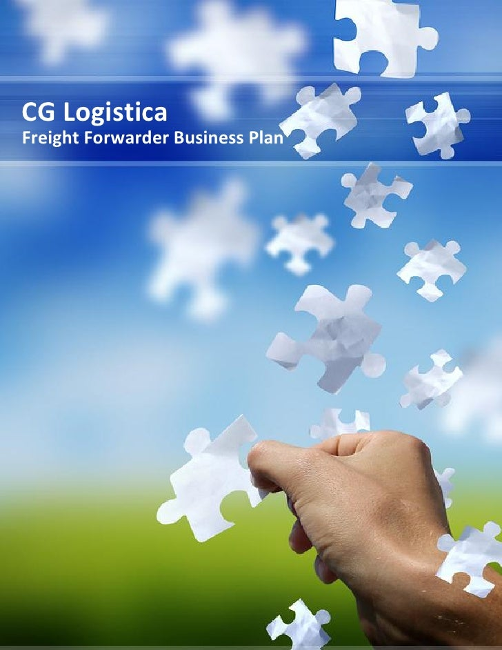 Cg Logistica Business Plan