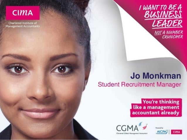 Jo Monkman Student Recruitment Manager